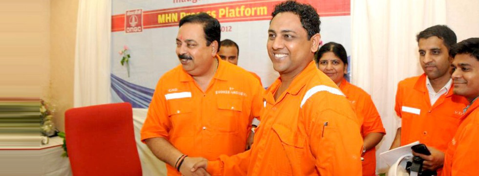 UPCEM Managing Director With ONGC CMD11